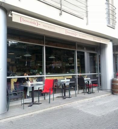 Restauracji Boscaiola