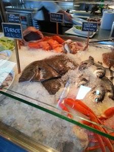 Der Elefant Fishmarket