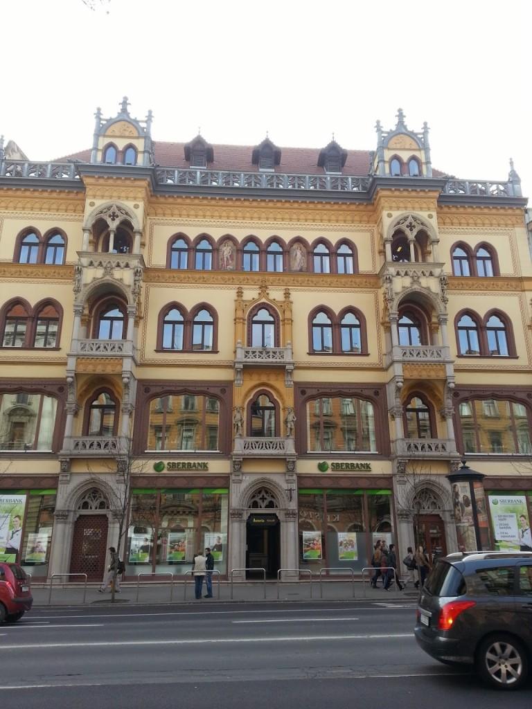 Weekend w Budapeszcie