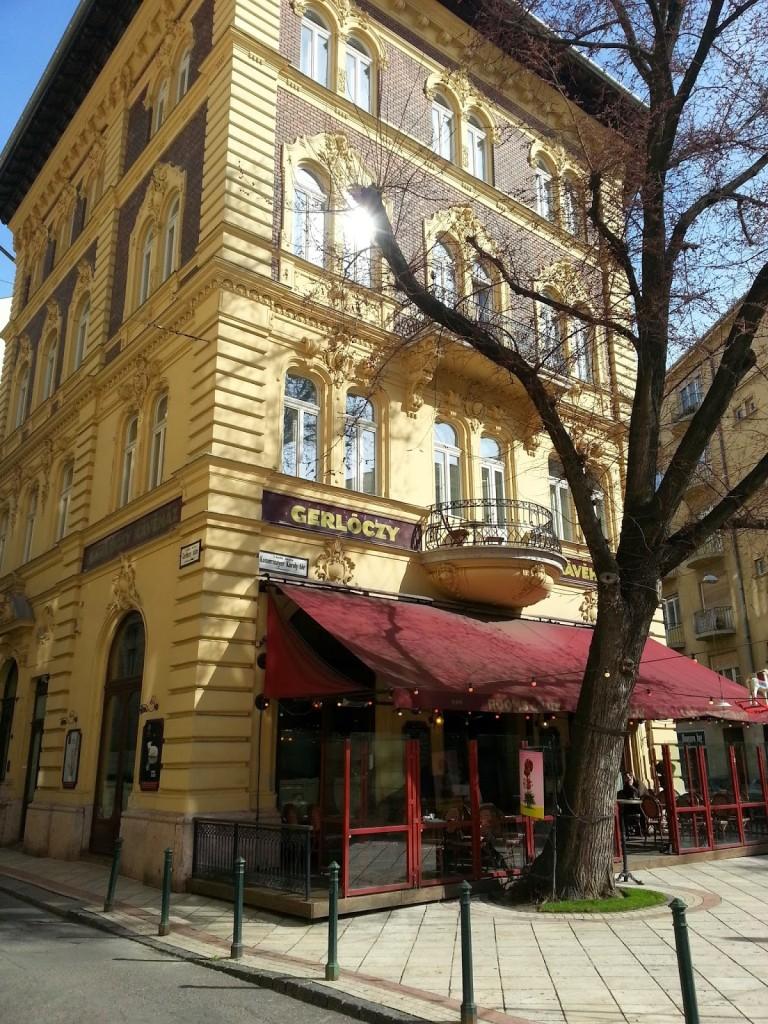 Gerloczy Cafe