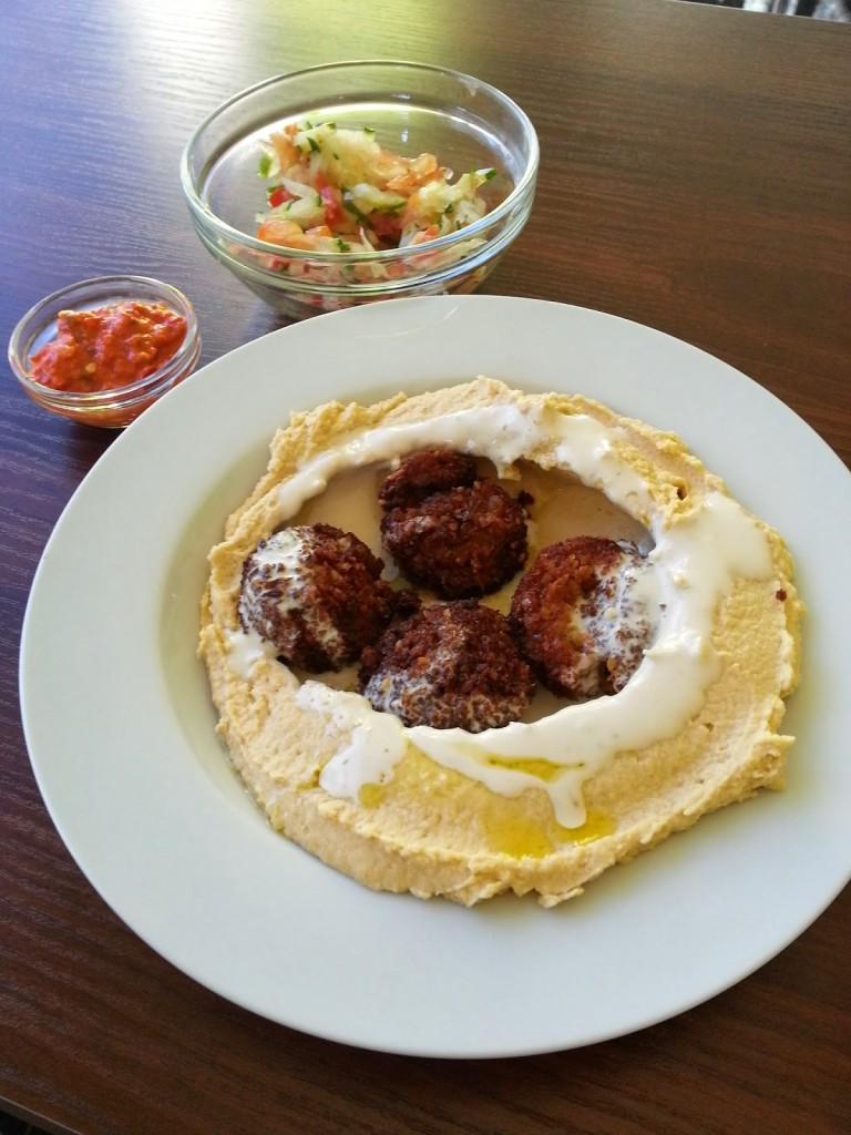 Hummusbar na Żelaznej