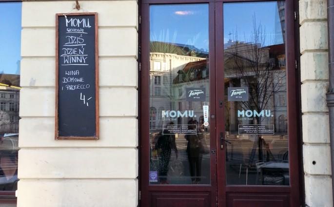 MOMU Warszawa