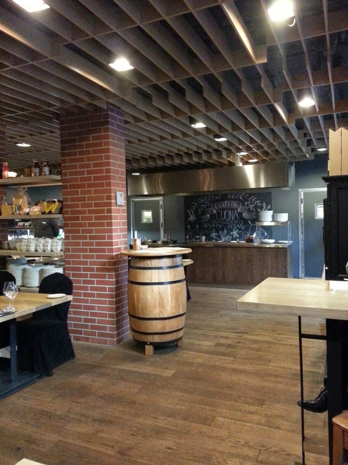 cucina restaurant w poznaniu na kolacj fine dining