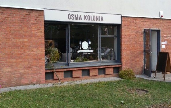 Ósma Kolonia