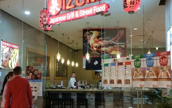 Izumi Sushi Japanese Grill