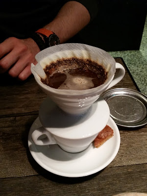 na kawę