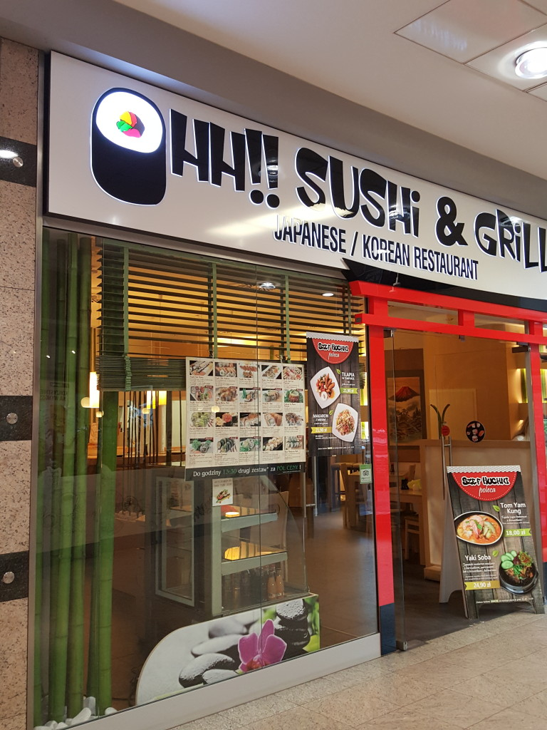 OHH Sushi & Grill