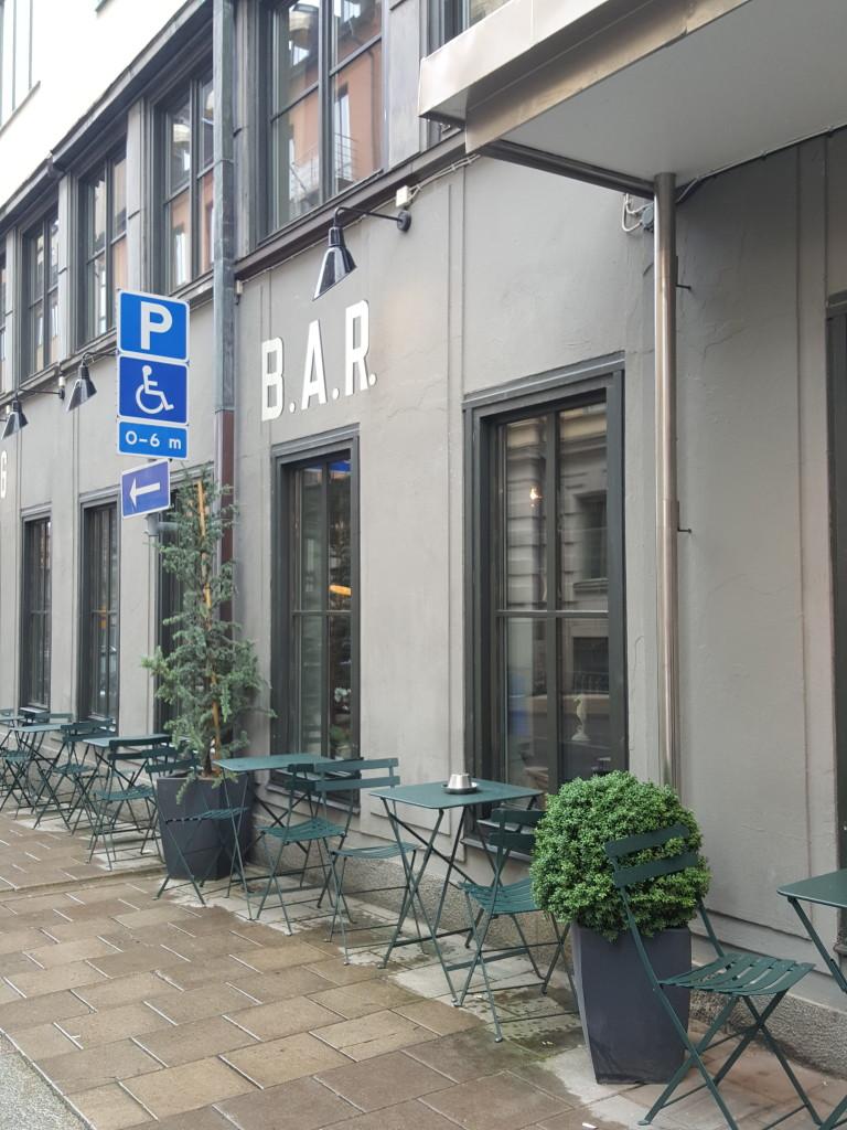 Restaurang BAR