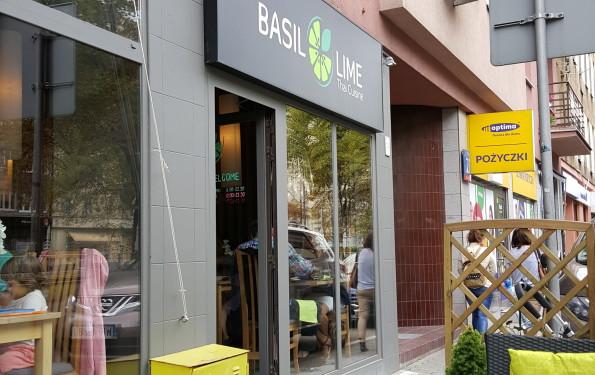 Basil & Lime