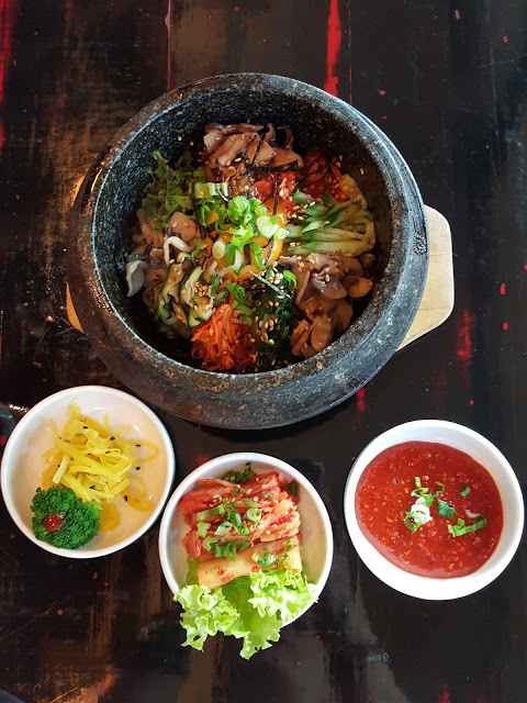 koreańskie danie