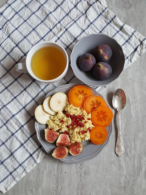 śniadanie w domu