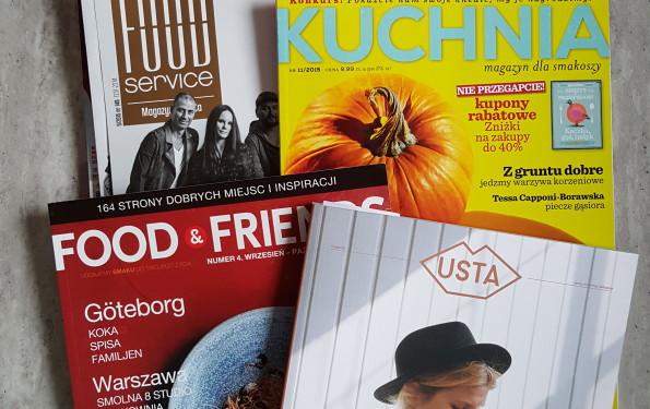 magazyny kulinarne