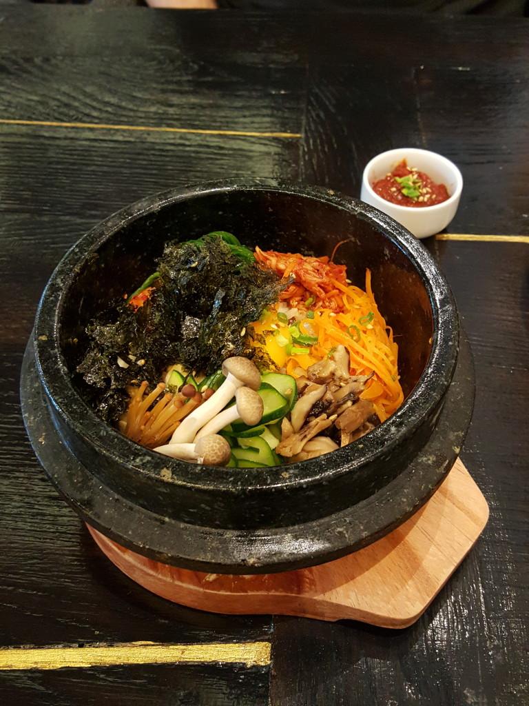 danie koreańskie