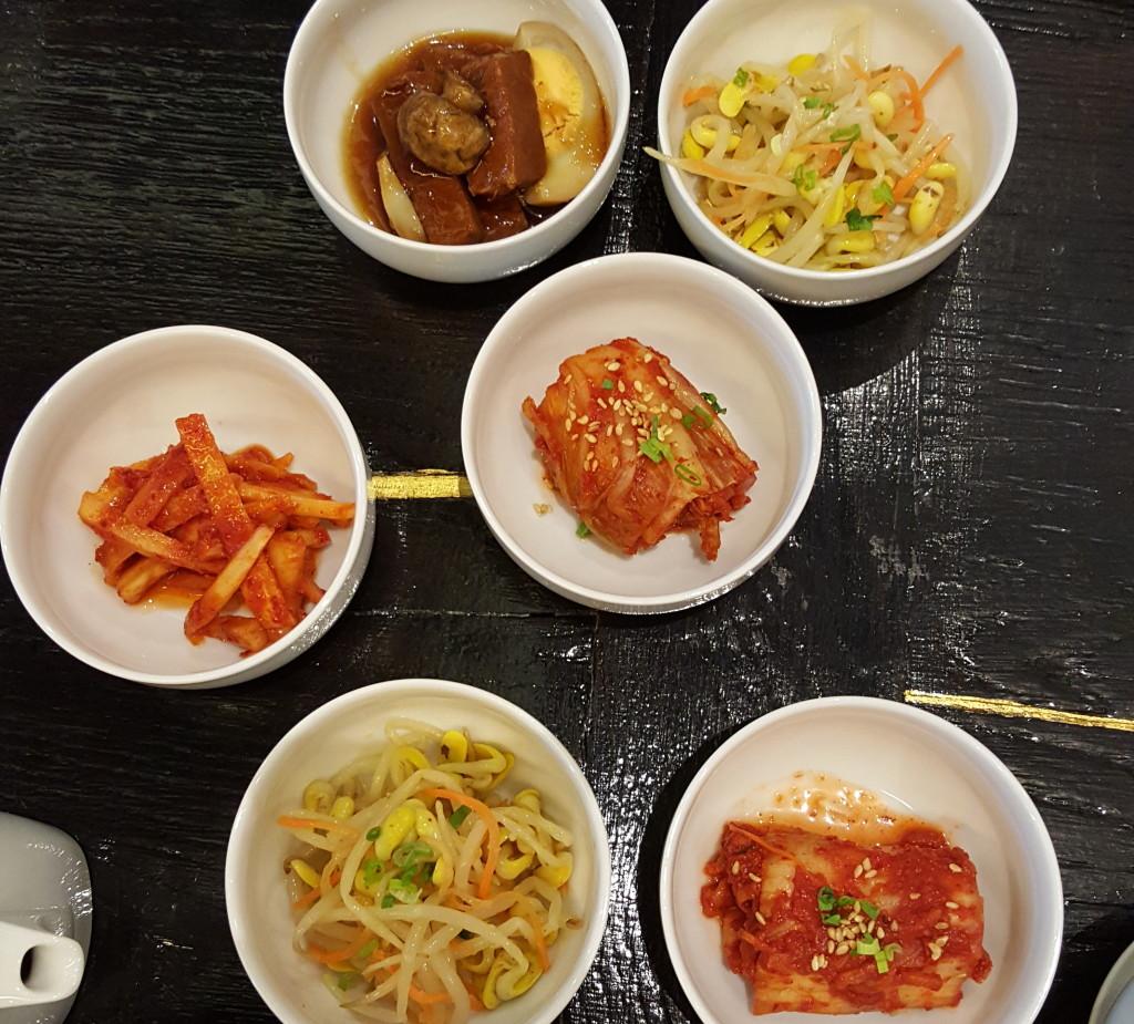 koreańskie dania