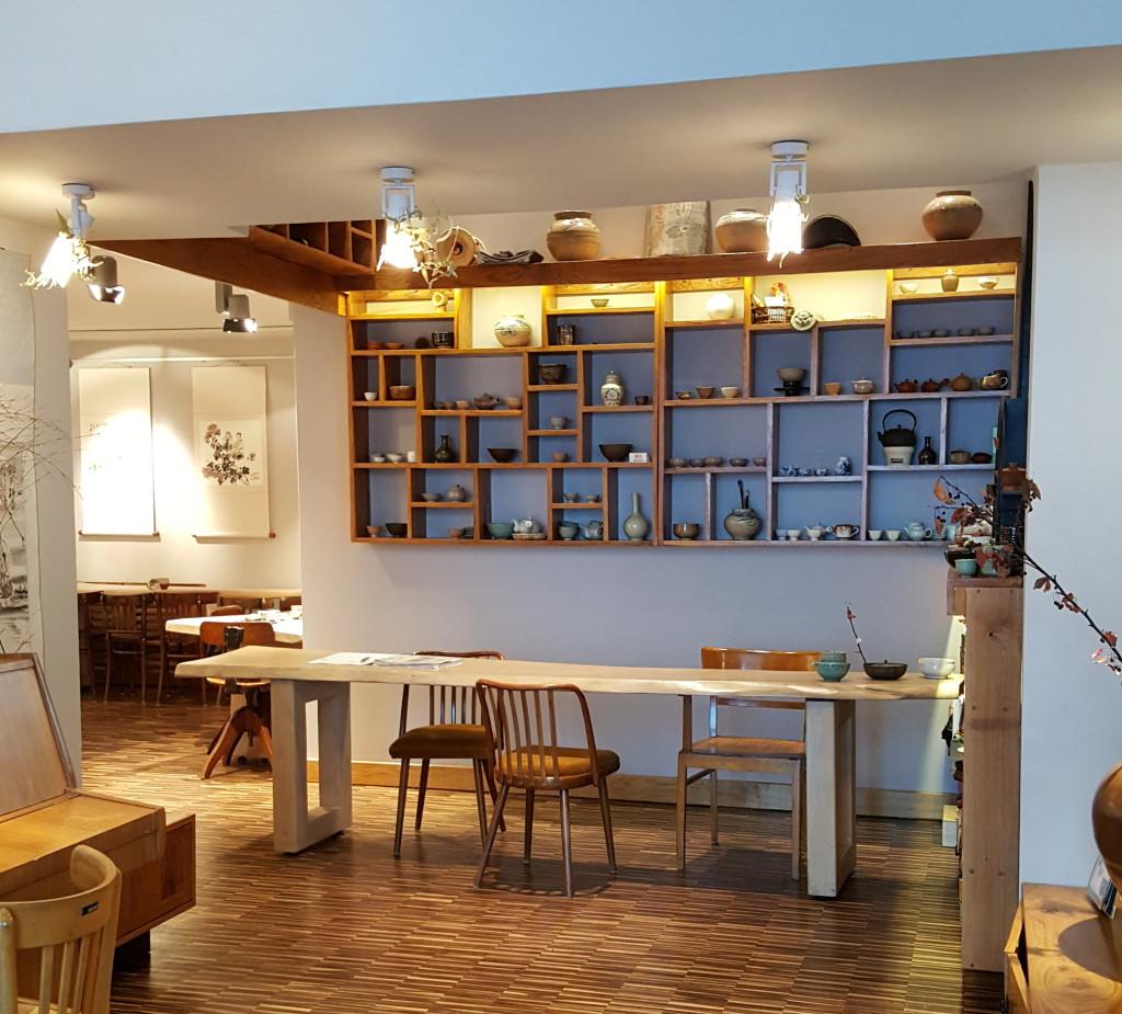 Onggi wnętrze restauracji