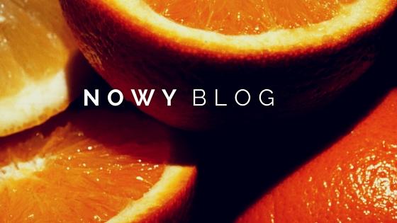 zmiany na blogu
