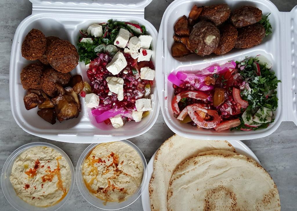 Falafel Bejrut zamowienie