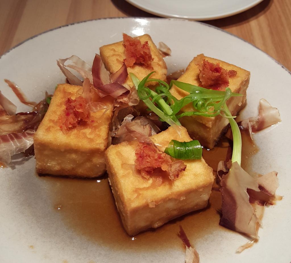 SHOKU na azjatyckie fusion tofu
