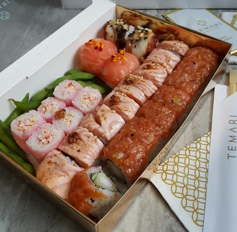 Temari Sushi zestaw