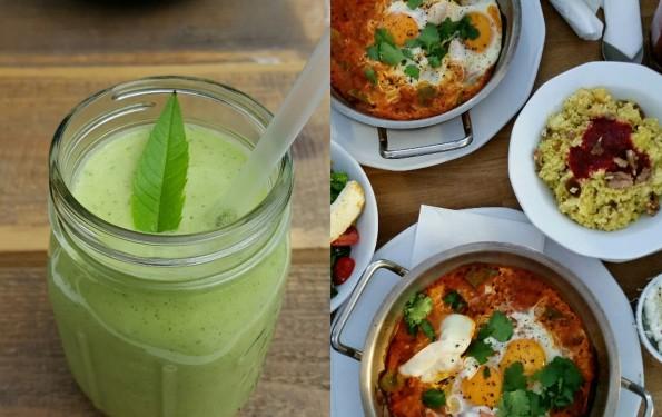 o zdrowym jedzeniu w restauracji