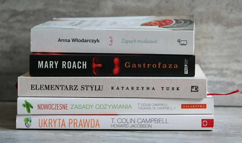 gastro książki