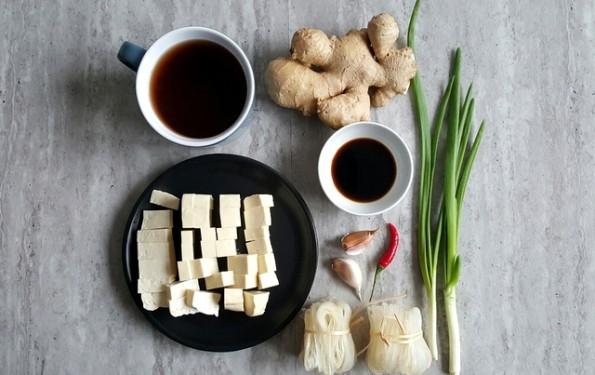 marynowane tofu