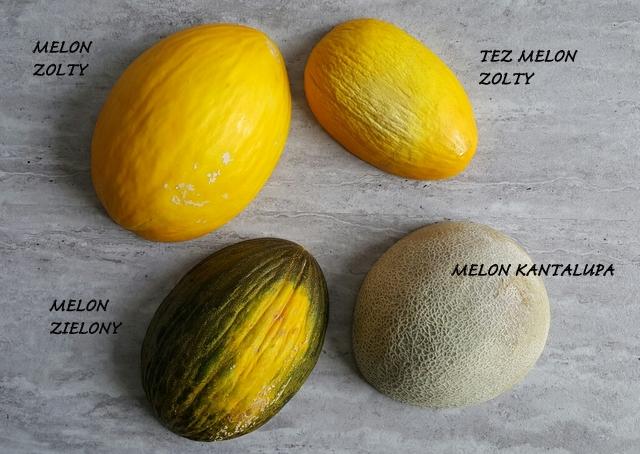 owoce tropikalne - skorka