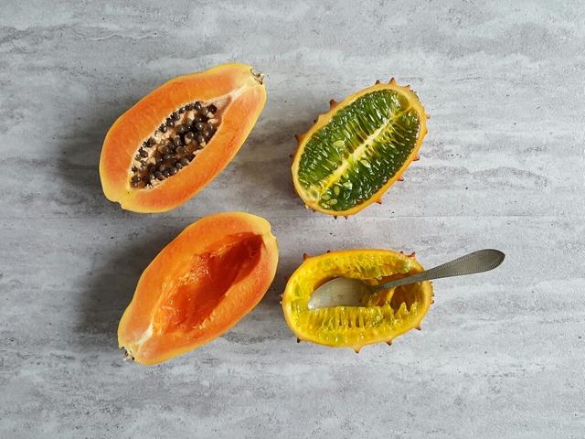 owoce tropikalne inne cd
