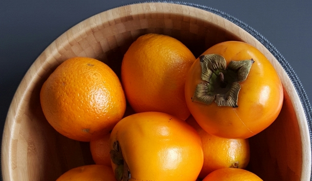 owoce tropikalne persymona