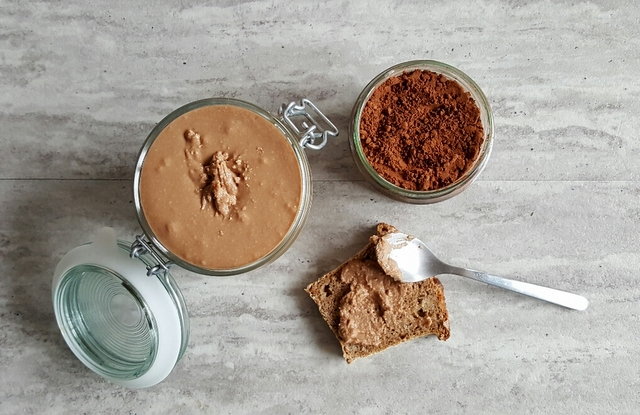 masło orzechowe z kakao
