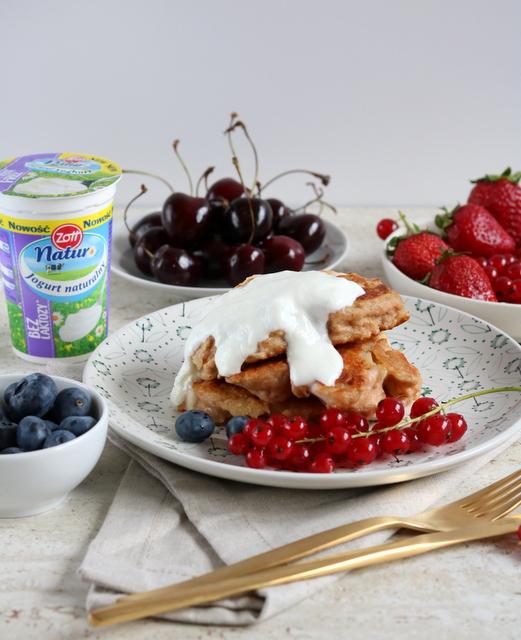 racuchy z jogurtem pion