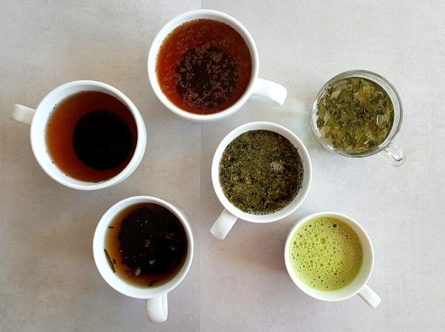 herbata done