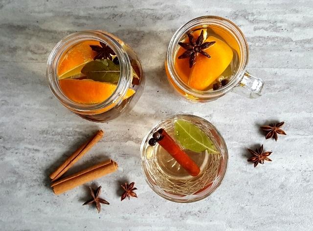 zimowy napój blog