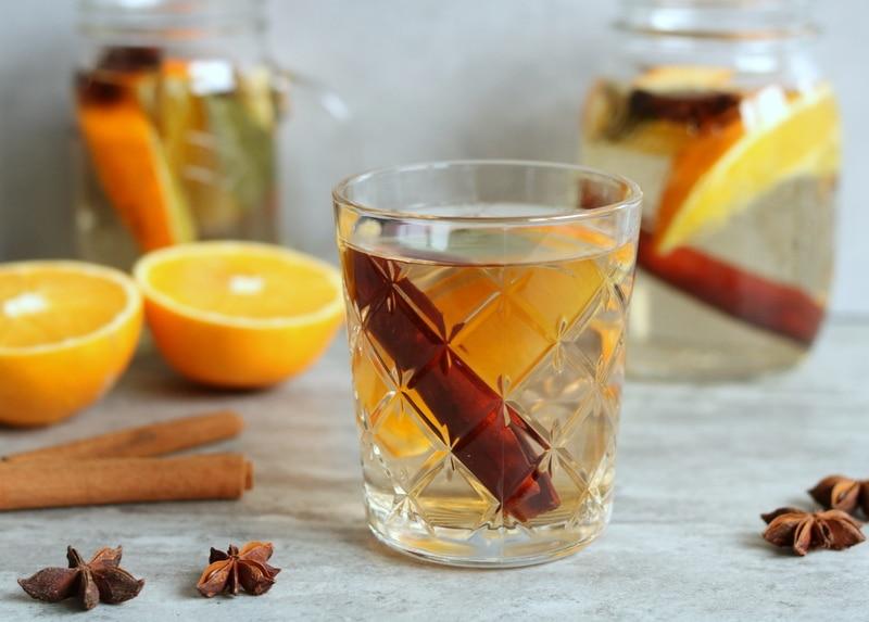 zimowy napój front