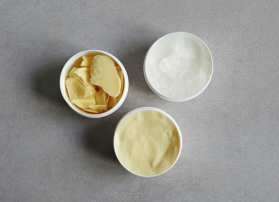 masła kosmetyczne