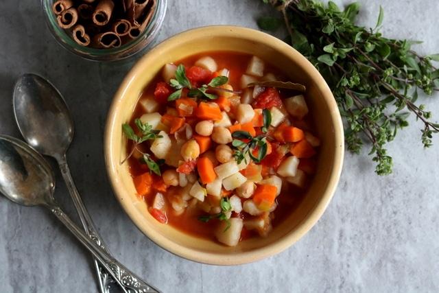 fit kolacja zupa