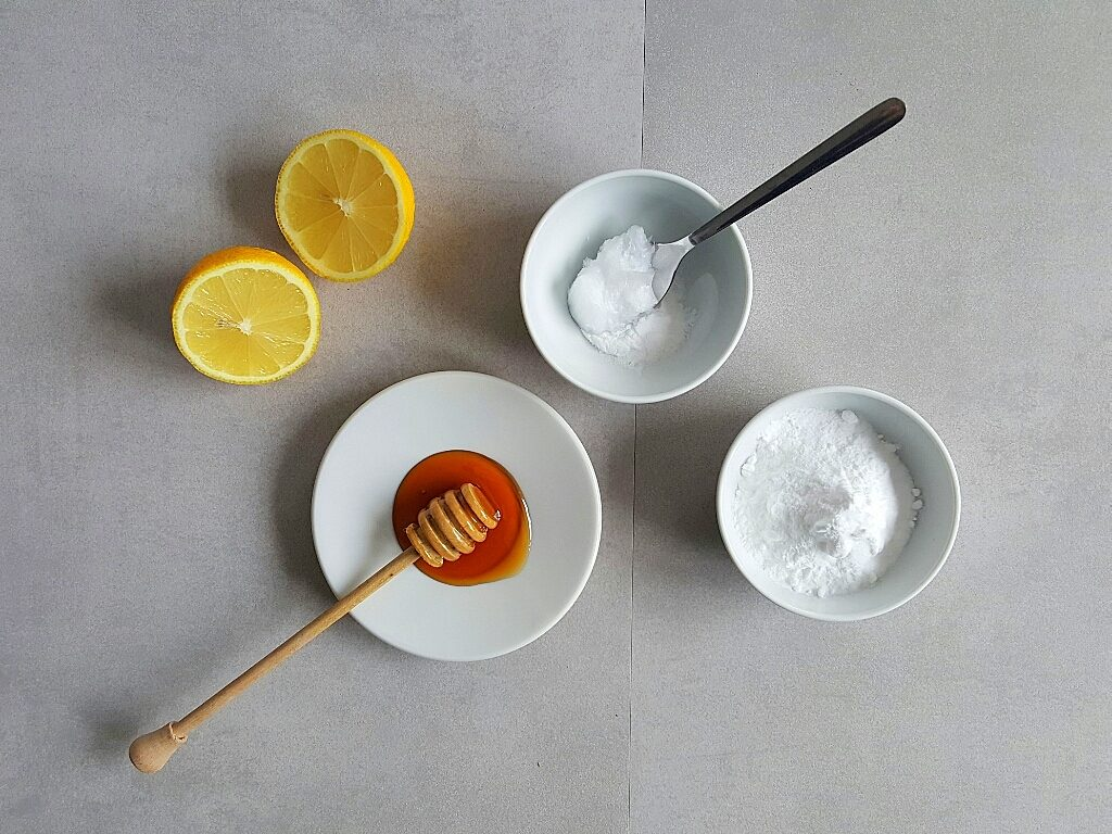 soda peeling