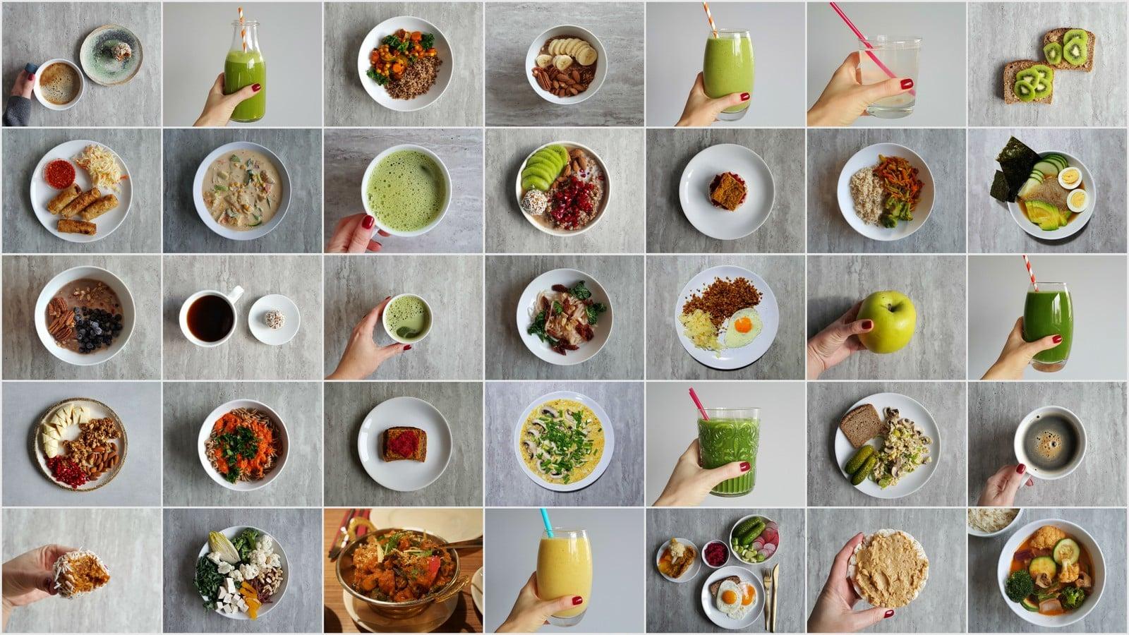 Jadlospis Na Caly Tydzien Czyli Pomysly Na Zdrowe Jedzenie