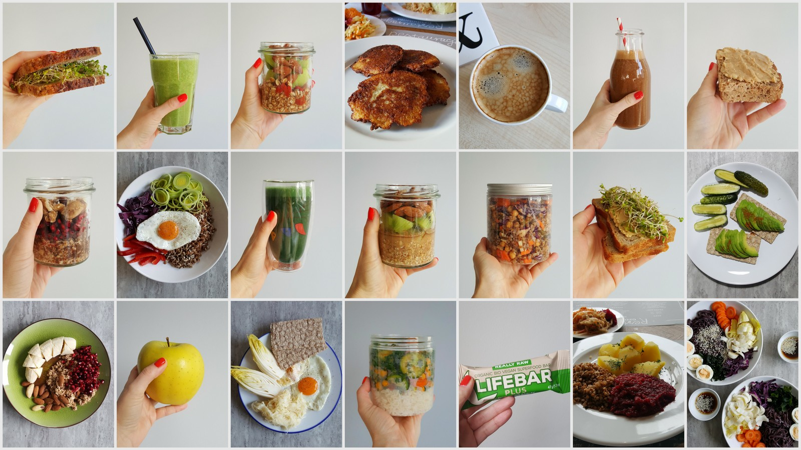 5 Dni Jadlospis Czyli Jak Ogarnac Sobie Zdrowe Jedzenie
