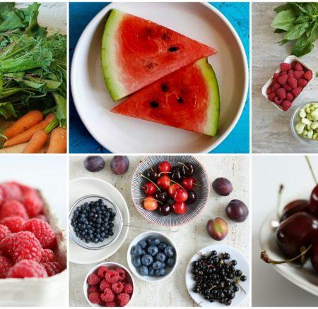 Ujemne kalorie oraz 18 roślin, które warto jeść latem