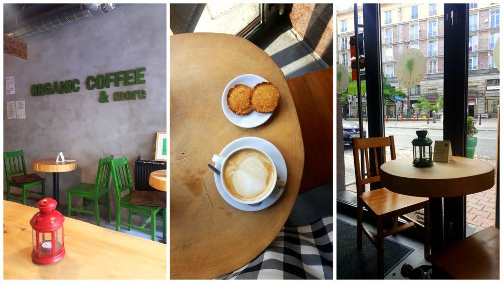 klimatyczne kawiarnie organic coffee