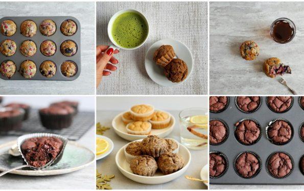 sposób na muffiny