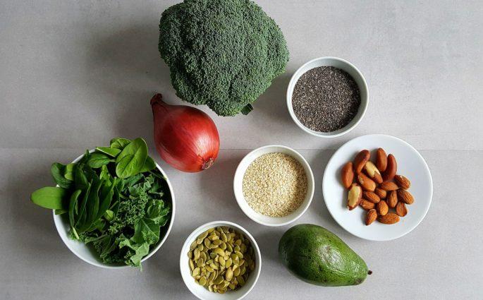 wapń w diecie wegańskiej