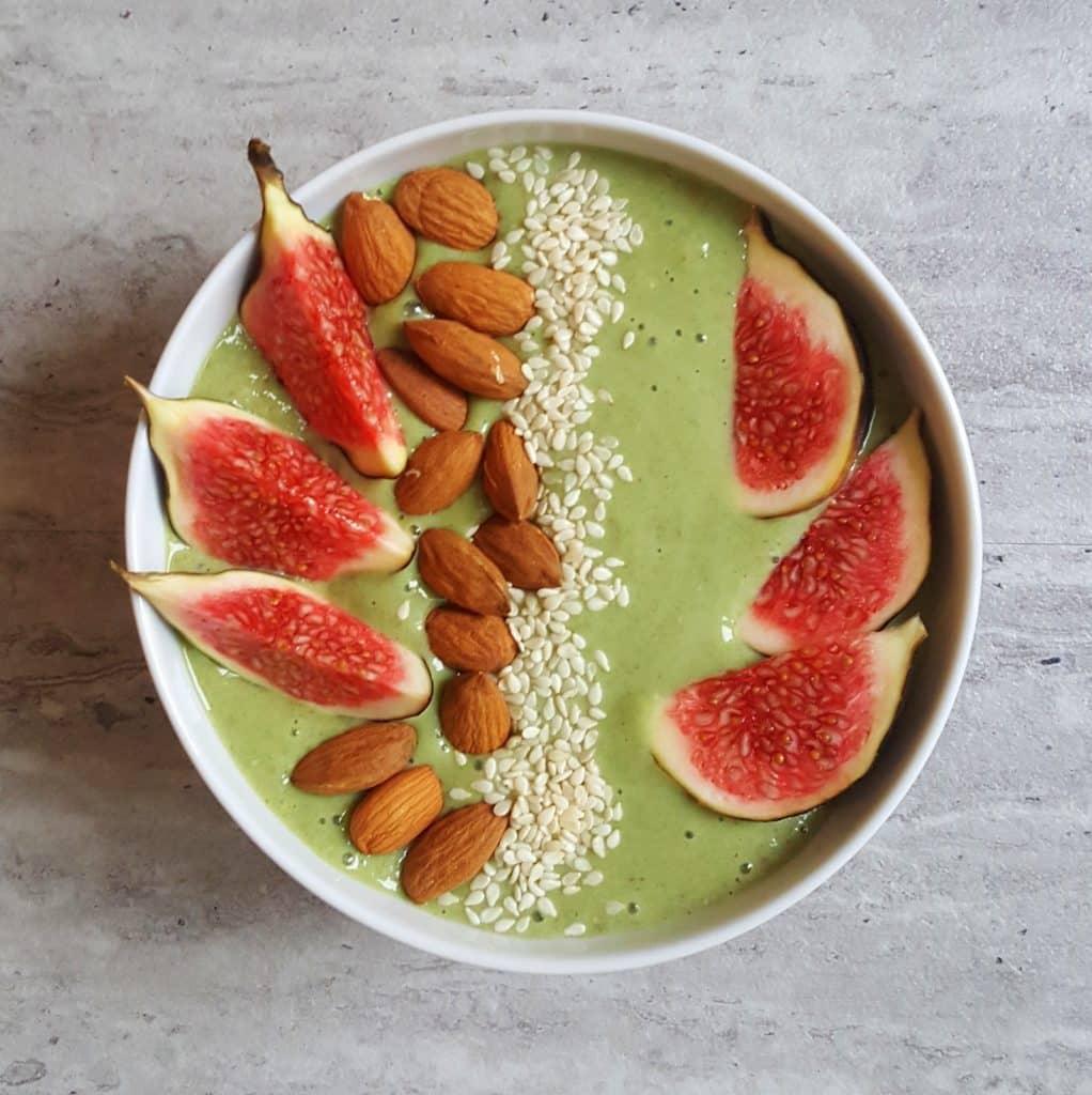 smoothies zielone
