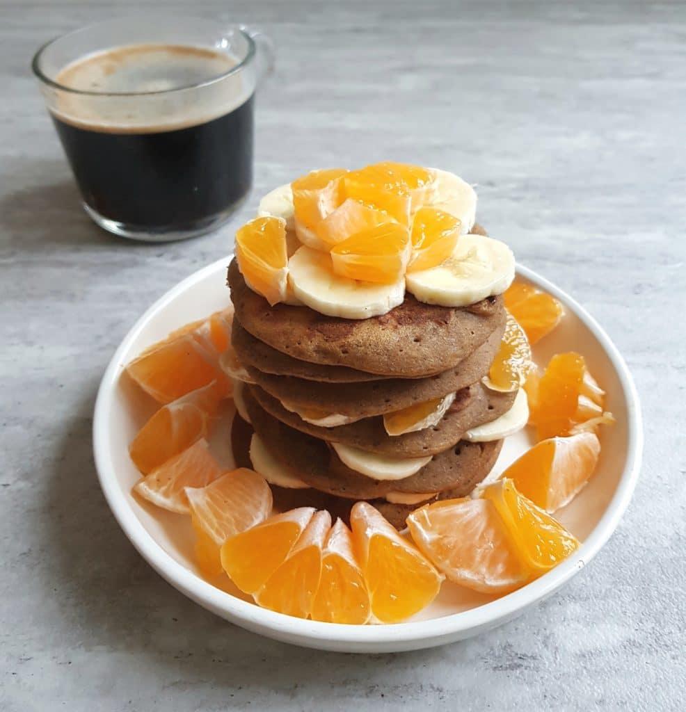 kawowe pancakes blog