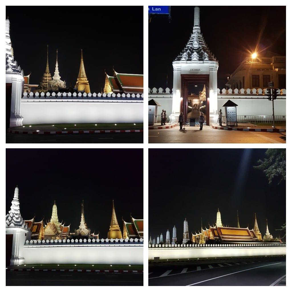 2 dni w Bangkoku świątynie