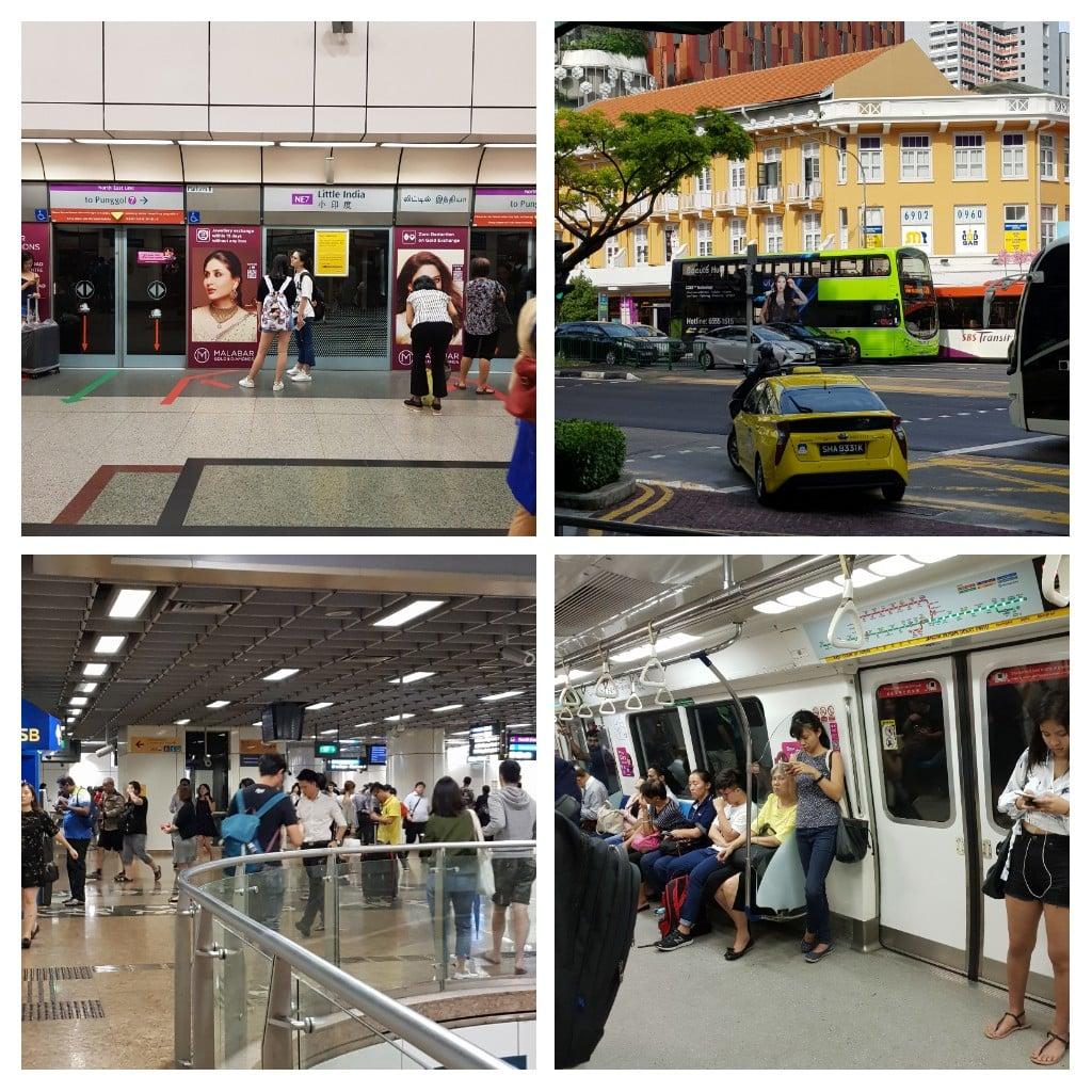 Singapur komunikacja