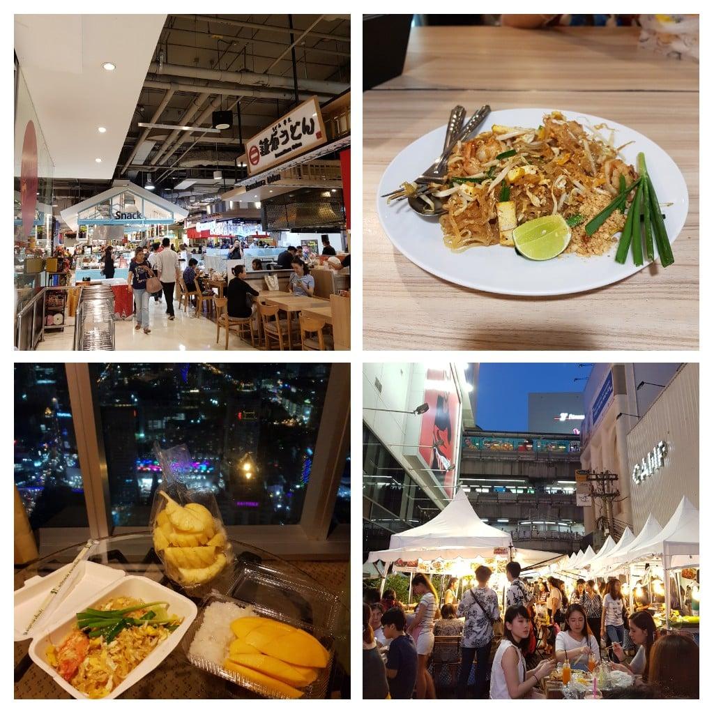 zjeść w Bangkoku pad thai