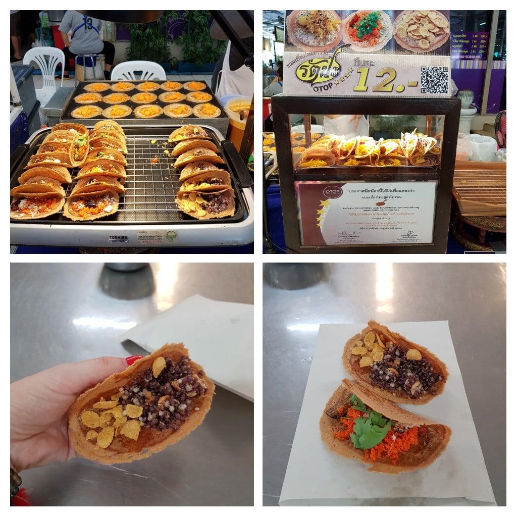 zjeść w Bangkoku
