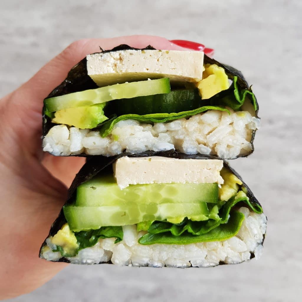 kanapka sushi